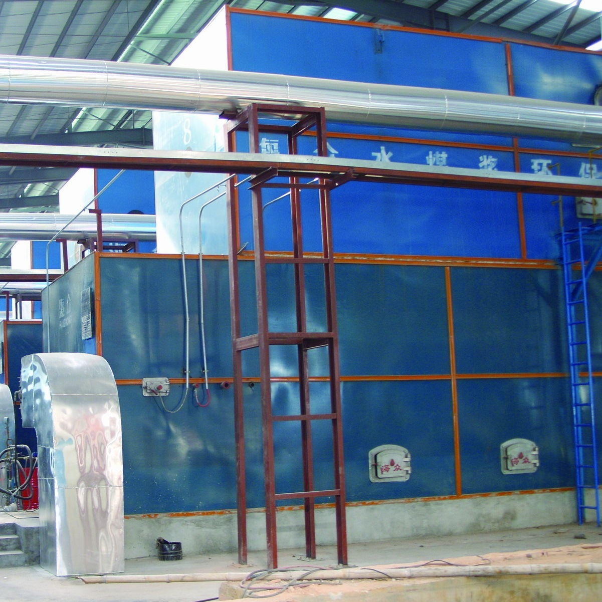 China Manufacturer Directly Sale Big Heating Surface Area Hot Water ...