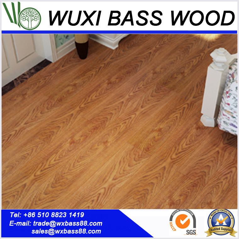 China Antique Oak Laminate Flooring 8mm 12mm Laminated Floor