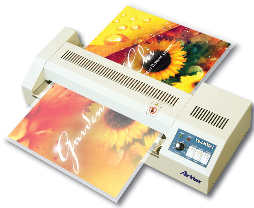 A3 Temperature Adjustable Metal Laminator (≤ 320mm)