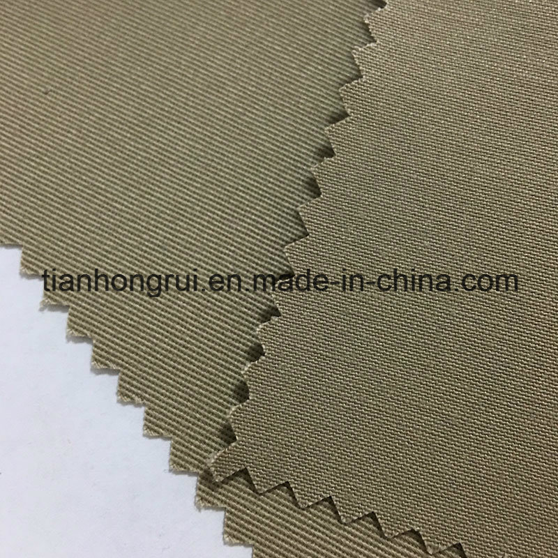 Manufactory Tear-Resistant Anti-Static Twill Workwear Fabric