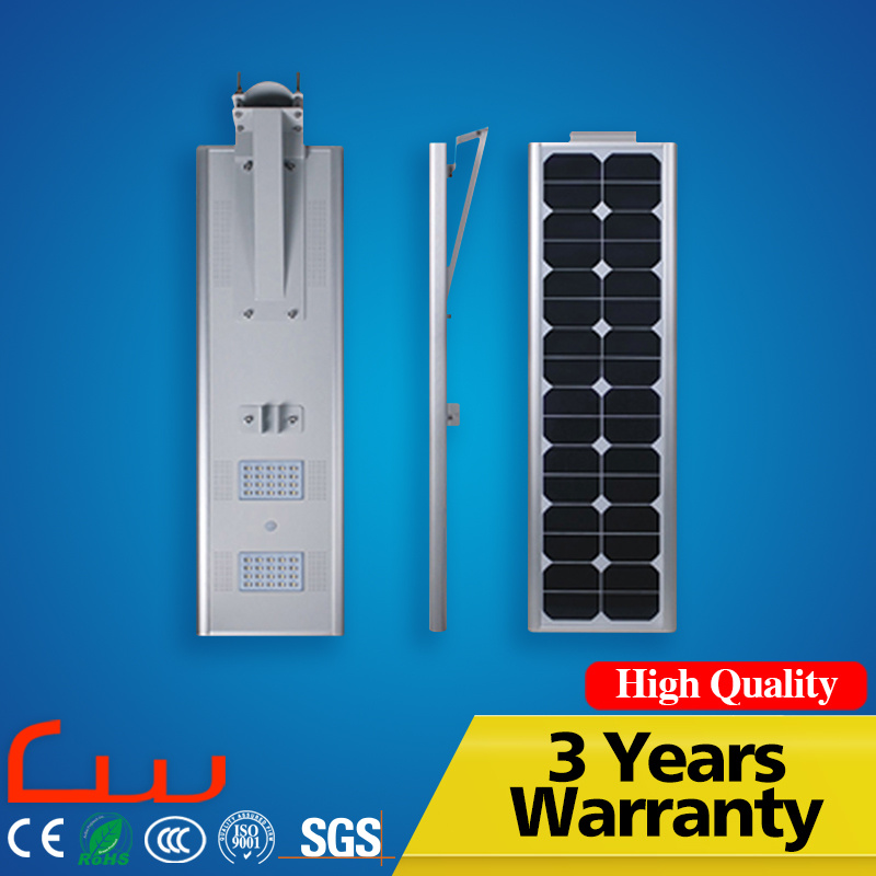 outdoor All in One Integrated Solar LED Street Light with Solar Energy pictures & photos