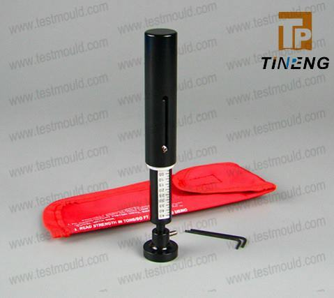 soil pocket penetrometer