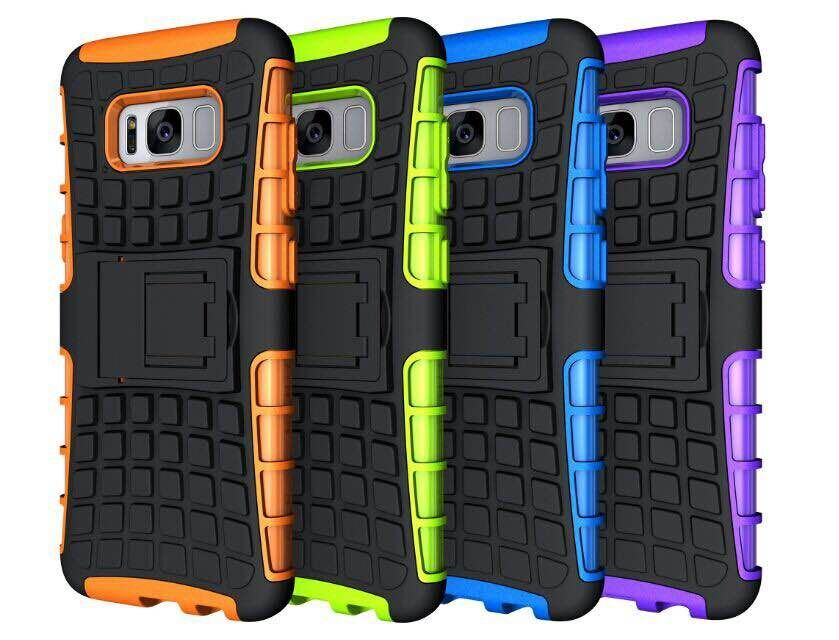 more photos cbdae f1479 [Hot Item] New Model 2 in 1 TPU +PC Shockproof Cell Phone Case for Moto G5  Plus/S8/S8 Plus