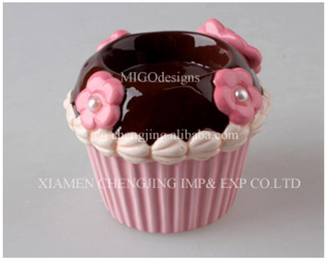 Manufacture Direct Cupcake Candle Holder