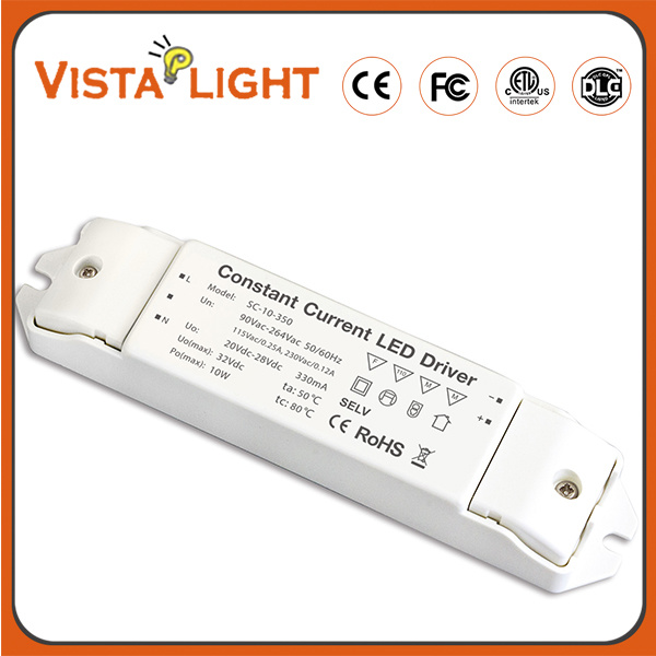 Full Range AC Input Waterproof Constant Current LED Driver