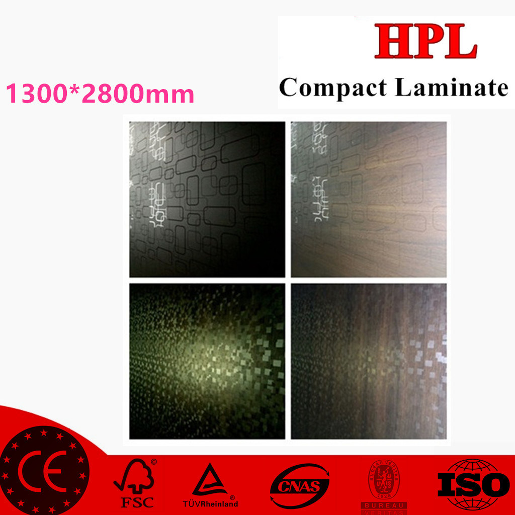 Waterproof HPL Design pictures & photos