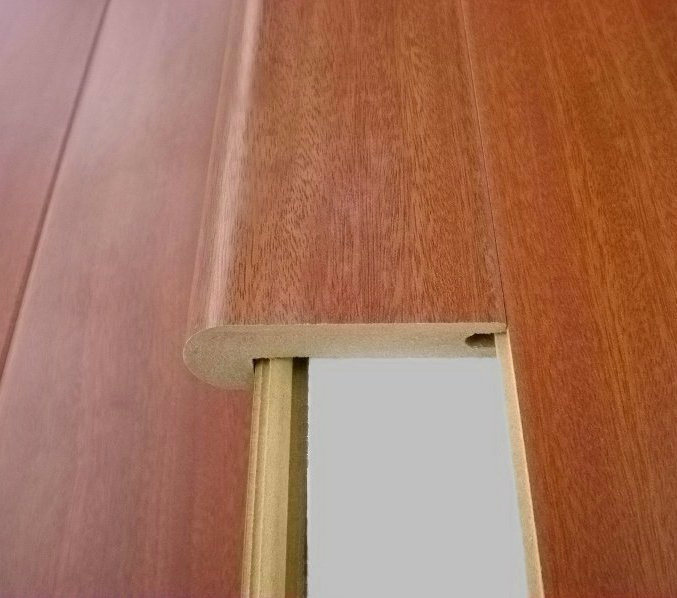 China Stair Nose For Laminate Flooring, Laminate Flooring Stair Nose