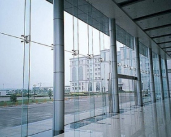 China Glass Fin Type Curtain Wall China Curtain Wall