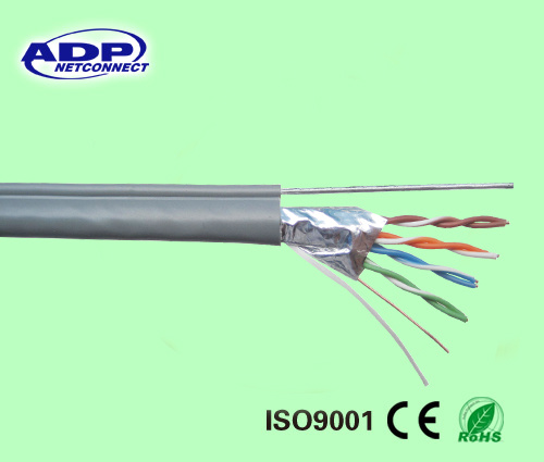 1000FT CAT5E OUTDOOR Cable Solid UV Direct Burial UTP Lan Network CAT5 PULL BOX