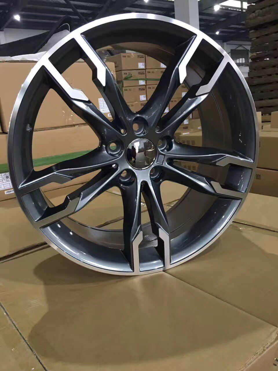 Popular Design Best Price Car Alloy Wheels for Sale pictures & photos