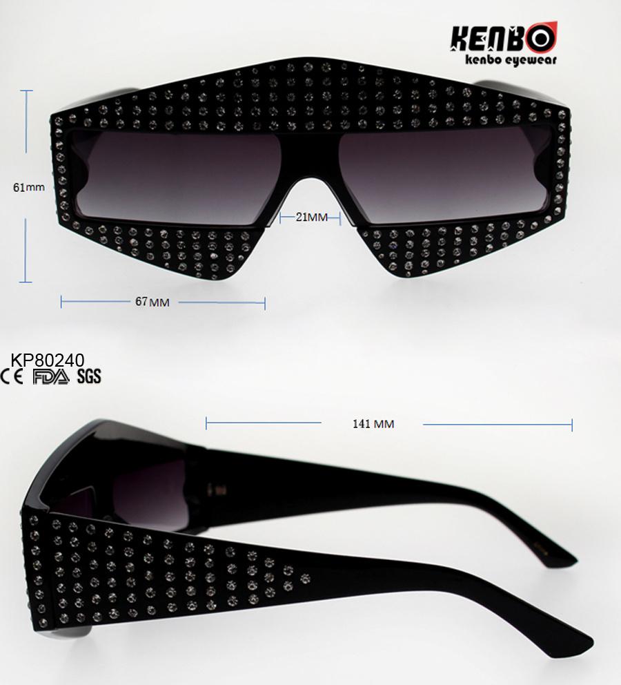 c7f820fd3b China cool big frame sunglasses with many stones china sunglasses eyewear  jpg 900x992 Sunglasses cool product