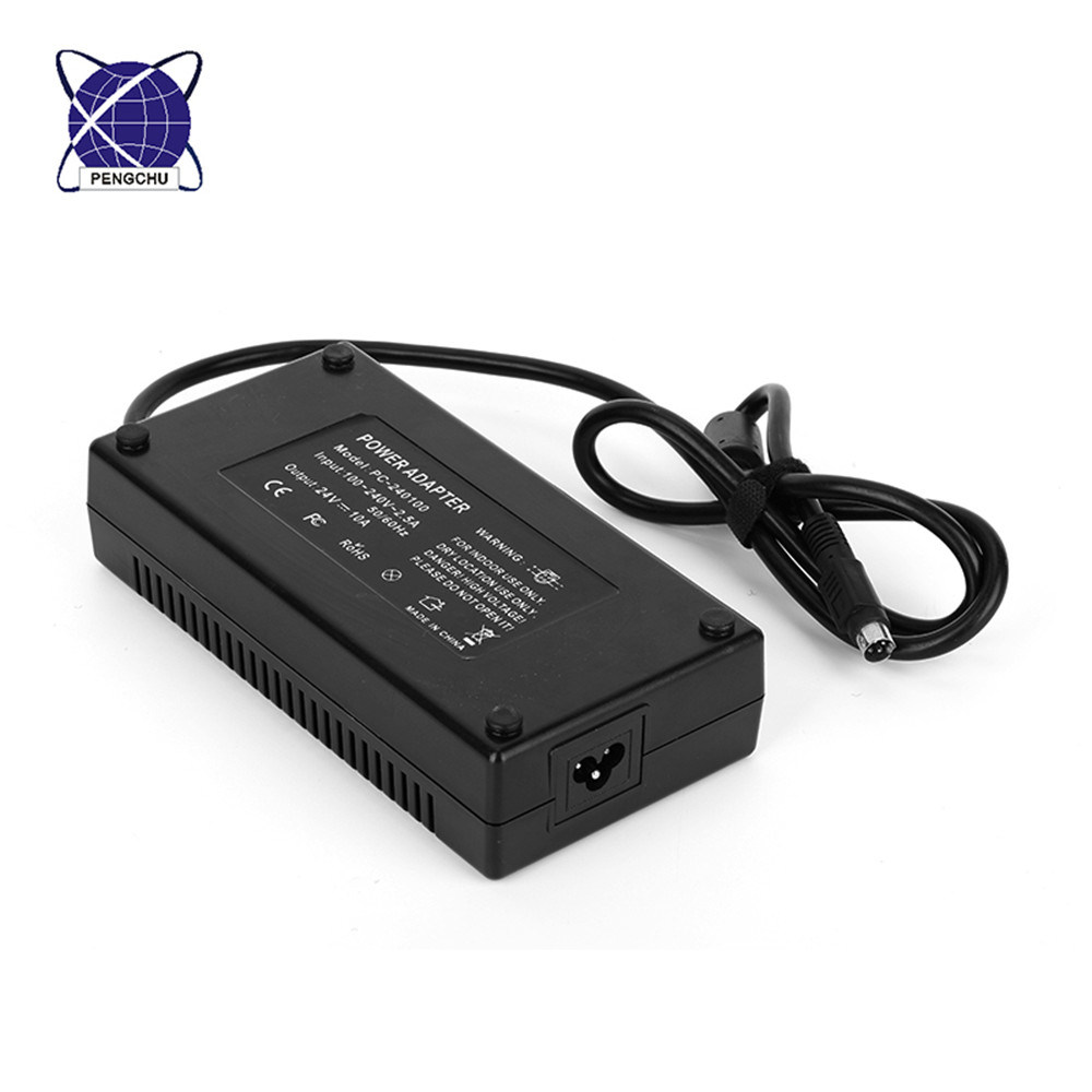 China Ac 110v To Dc 12v 20a 240w Regulated Switching Power Supply Shortcircuit Us Laptop Adapter Transformer
