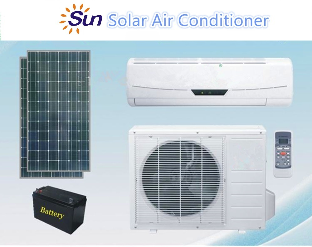What is an inverter, and what does it need in an air conditioner