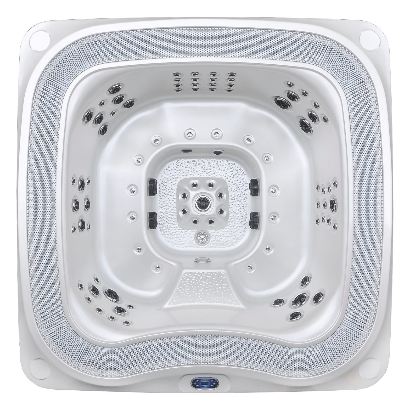 China Kingston Overflow SPA Bath and Shower Combination SPA or ...