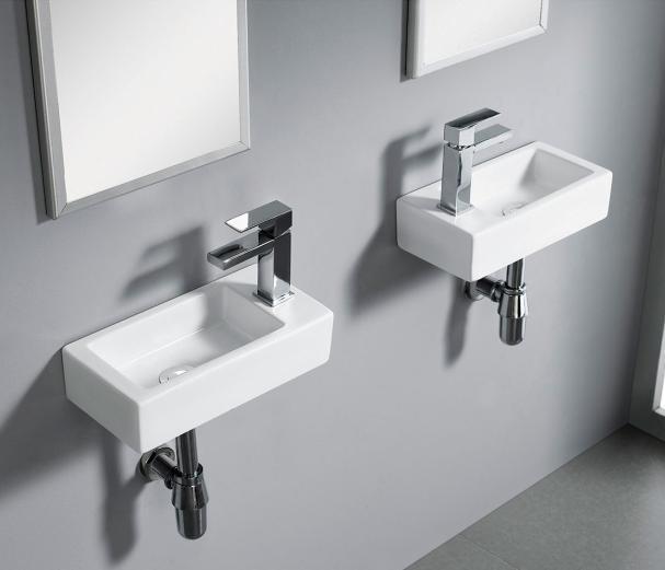 China New Design Wall Hung Ceramic Hand Wash Basin Designs ...