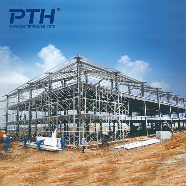 Prefab Steel Structure Hotel Building pictures & photos