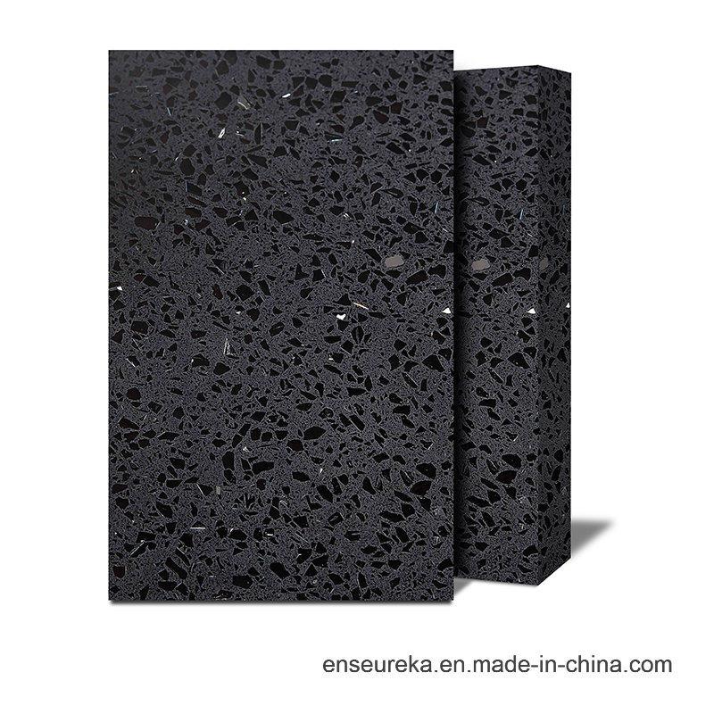 China Sparkle Quartz Kitchen Floor Tile China Kitchen Countertop