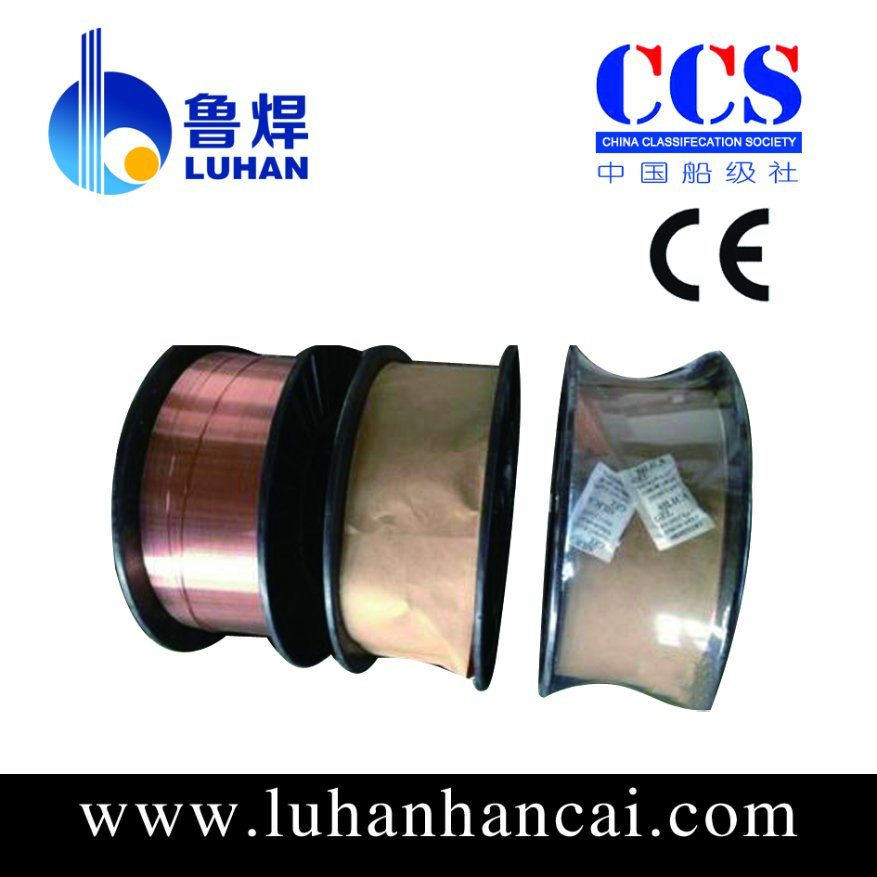 China Professional Factory Copper Coated Welding Wire (ER70S-6 ...