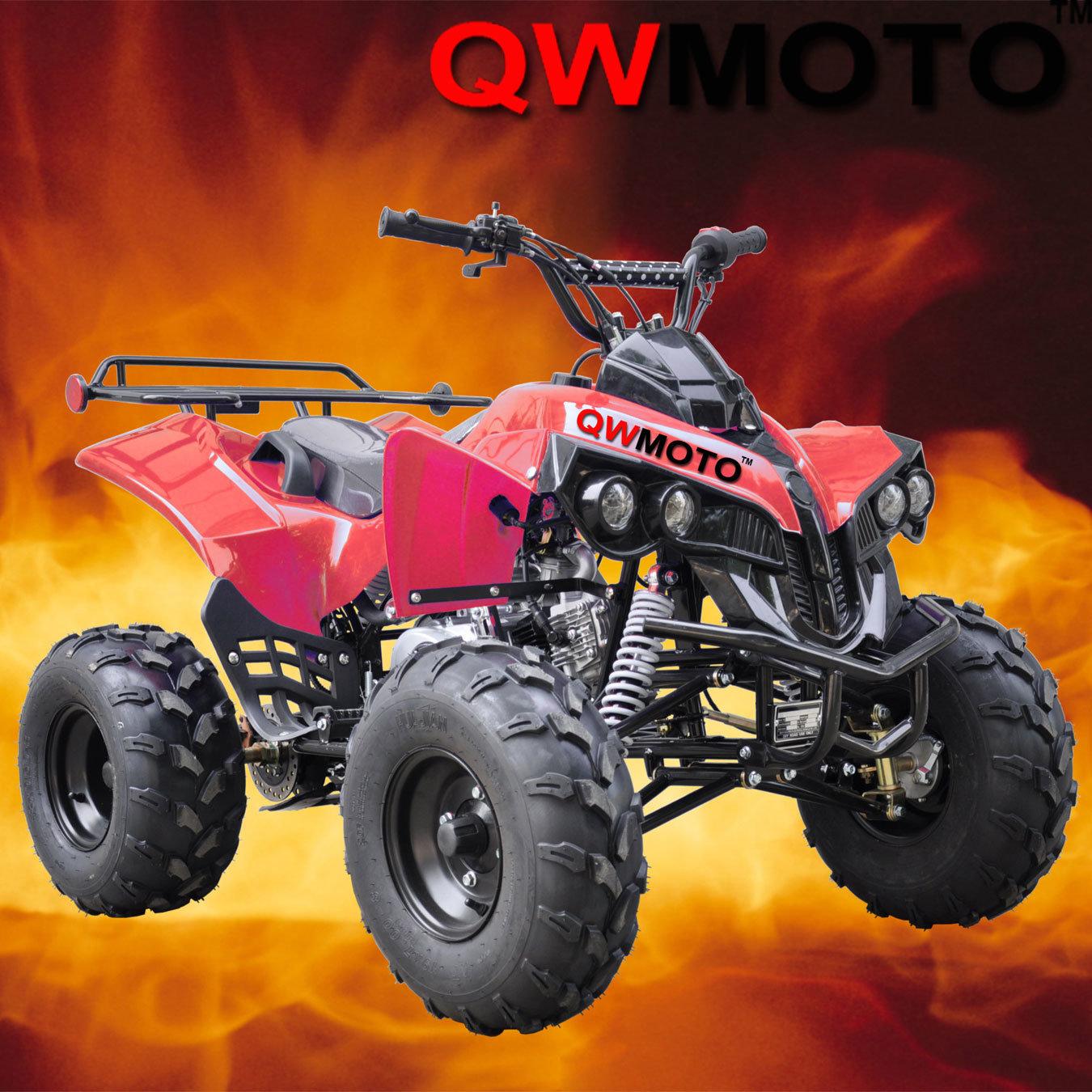 China 125CC ATV Quad Bike (QW-ATV-02E) - China 125cc Atv, Quad Bike