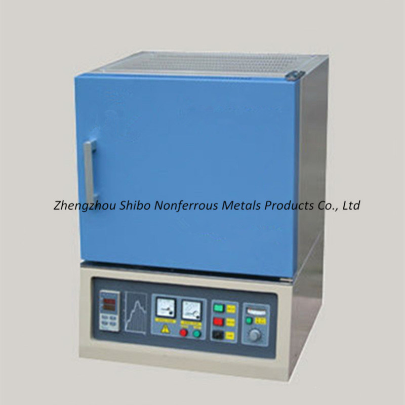 1400c High Temperature Laboratory Muffle Furnace, Heat Treatment Furnace