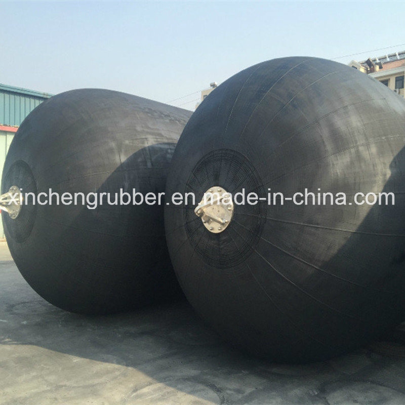Ship Used Marine Pneumatic Rubber Fender, Inflatable Fender