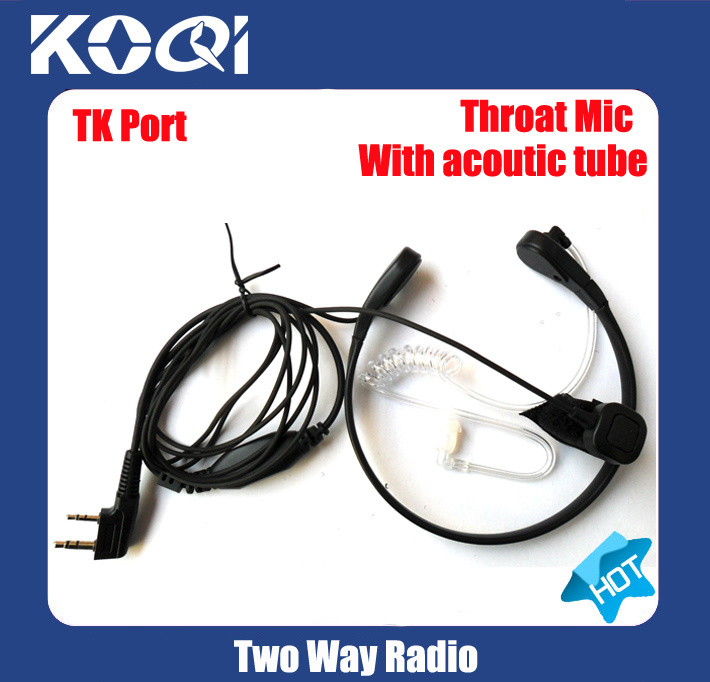 Durable K07 Portable Radio Earpiece for Walkie Talkies