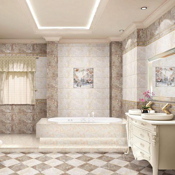China 30x60 Brick Pattern Nonslip