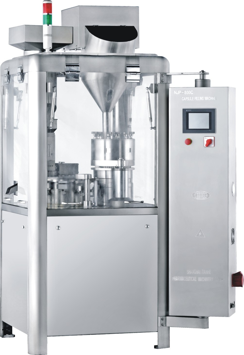 Njp600 Fully Automatic Capsule Filling Machine