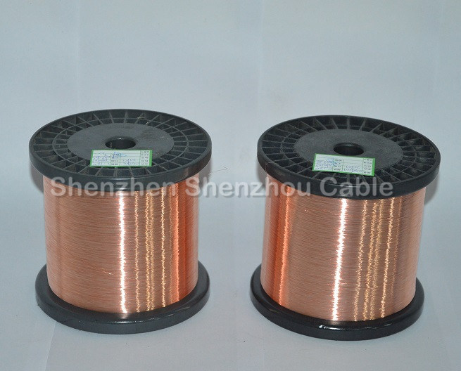 China Round CCA Wire and Copper Wire for Voice Coil - China Round ...