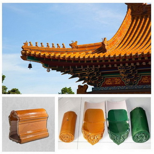 Chinese Pagoda Roof Tiles Classical Old Design For House Chinese Pagoda Roof Tiles Roof Tiles Classical Old Design
