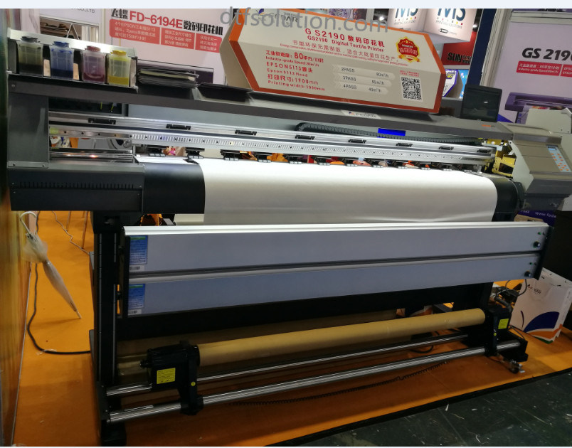 Fd2190 Sublimation Printer for Viscose Fabrics Direct Printing pictures & photos