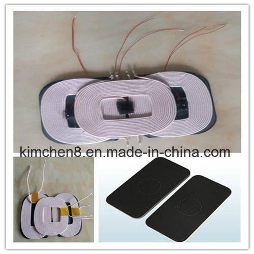 China Qi Wireless Charger Transmitter with 3 Coils CE FCC RoHS