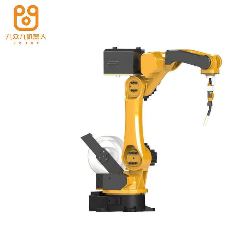 China Robotic Welding Machine Automatic Welding Robot Arm Industrial 4 Axis China Welding Robot Arm Industrial Robotic Welding
