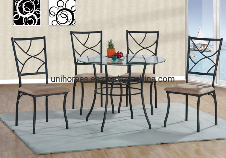 China Unihomes Round Gl Dining Table