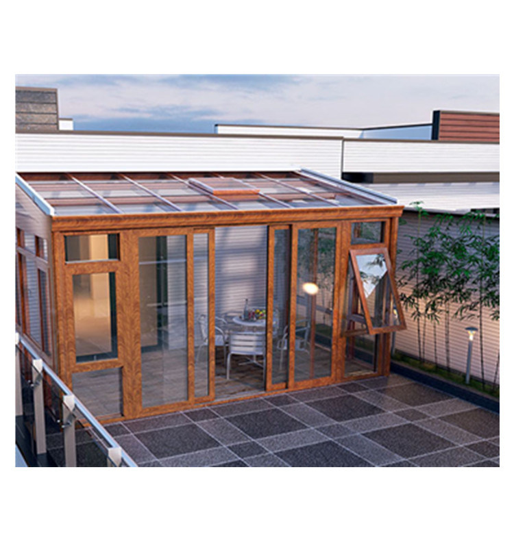 Sunroom On A Deck Gl Enclosure