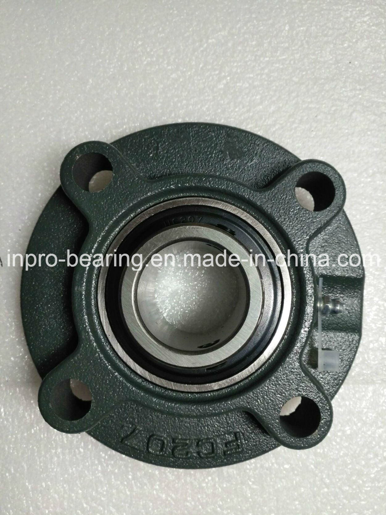 Flange Cartridge Units Cast Iron Stainless Steel Ucfc205-16 pictures & photos