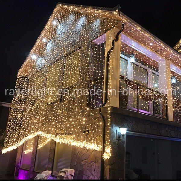 Decoration Led Christmas Curtain Light