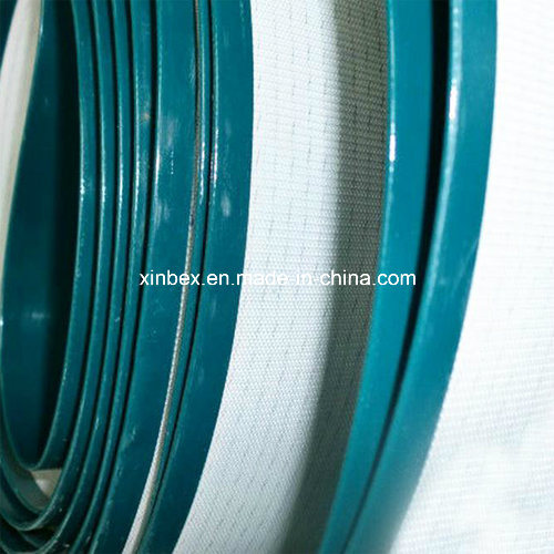 PU/PVC Amseal/Selvedges/Binding Sealed Edge Conveyor Belts pictures & photos