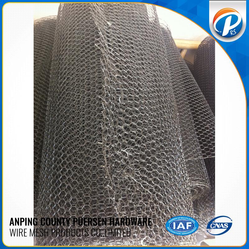 """ Hexagonal Wire Nettings Gabion Box pictures & photos"