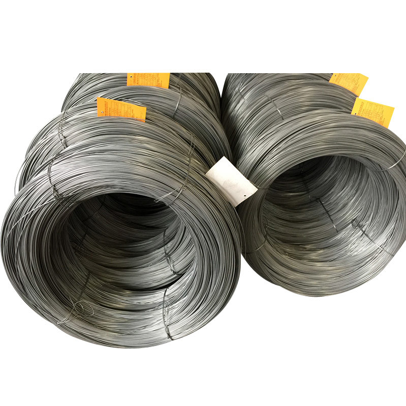 China Low Carbon Steel Wire Q235 with Phosphate Coated - China Steel ...