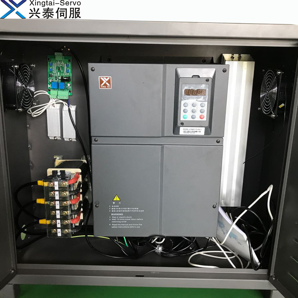 China Plc Control Servo Motor Controller Drive For Plastic Machine Wiring