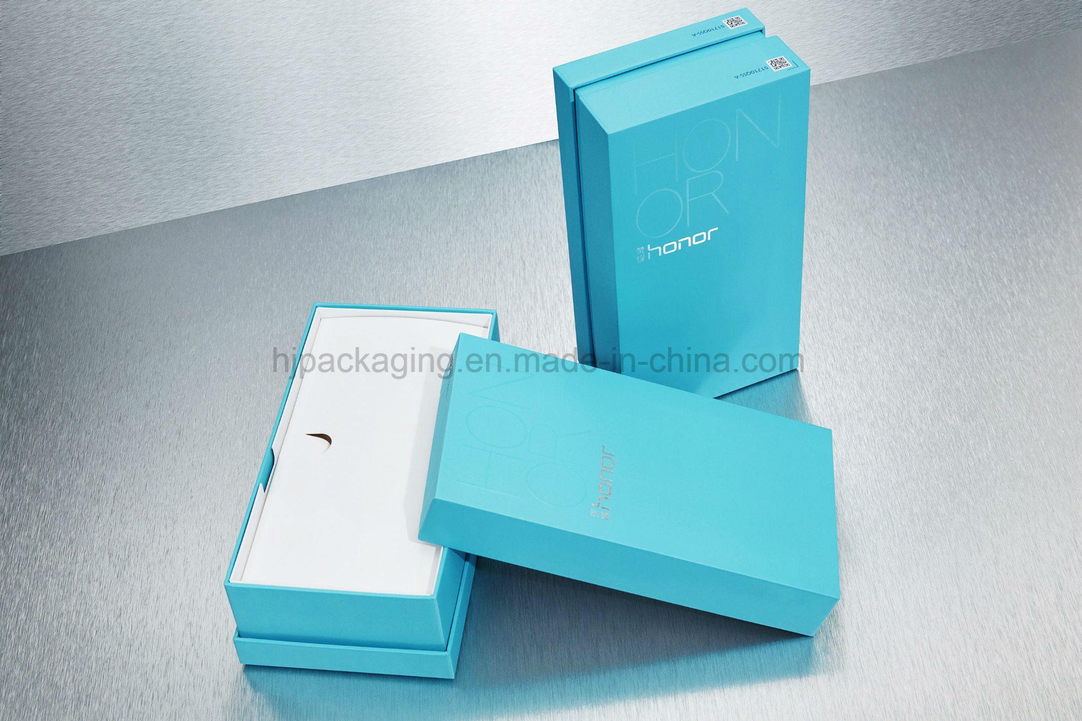 [Hot Item] Mobile Phone Box Custom Matte Lamination Cell Phone Gift Box