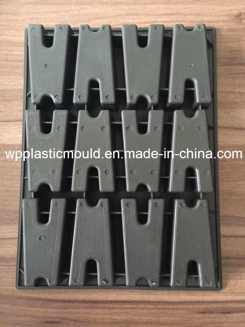 china plastic mould for rebar chair concrete spacers md103512