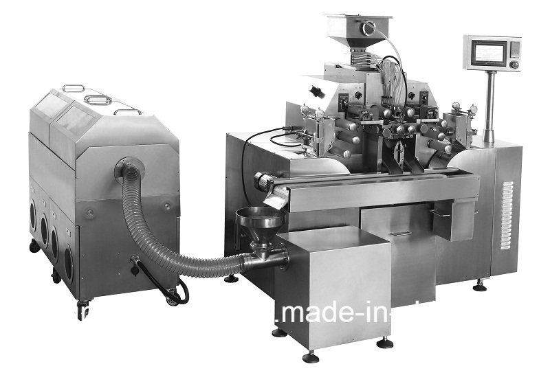 Softgel Encapsulation Machine (RJWJ-115B) Soft Gel Making and Filling Equipment pictures & photos
