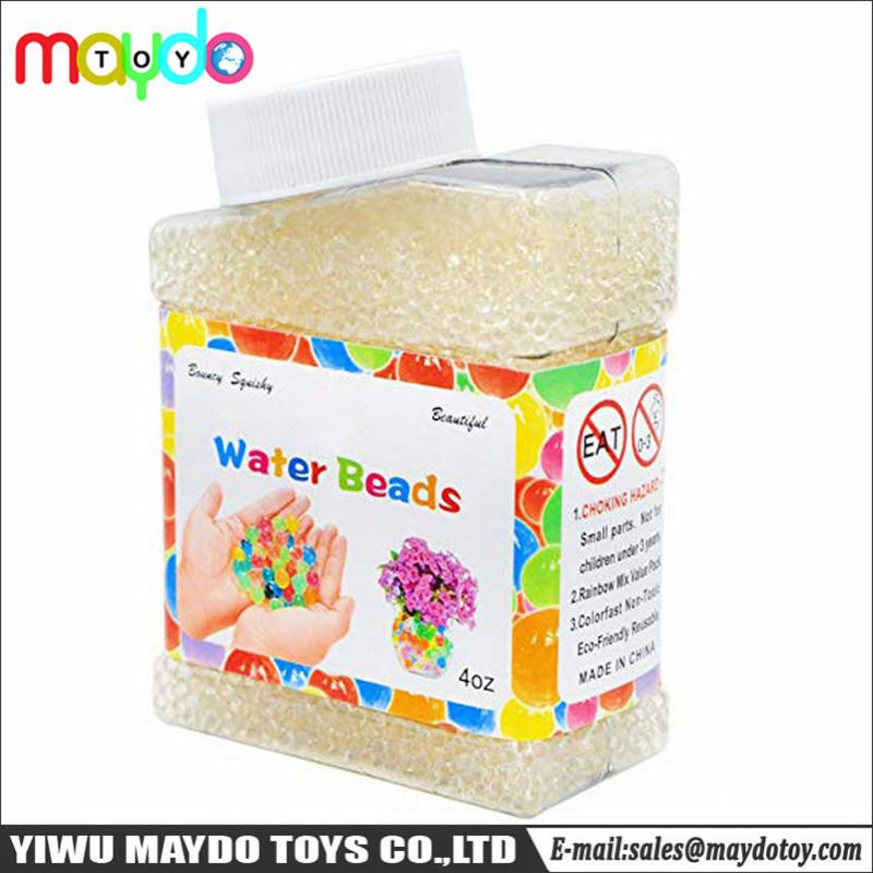 China Water Gel Beads Crystal Soil For Plants Vase Filler Home