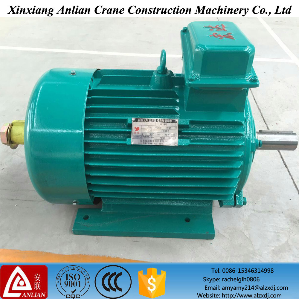 China Yz Series 22kw Double Shaft Three Phase Electric Motor with ...