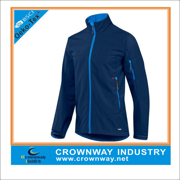 Winter Wind Waterproof Outdoors Softshell Jacket for Boys