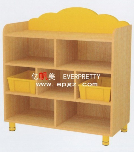 Colorful Children Wooden Cabinet for Preschool pictures & photos