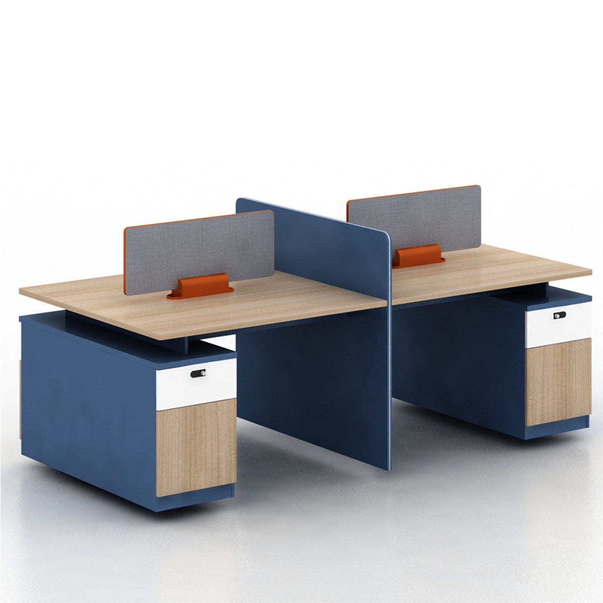 China Industrial Loft Style Office Furniture Office Table Office Desk For Staff China Office Desks Office Table