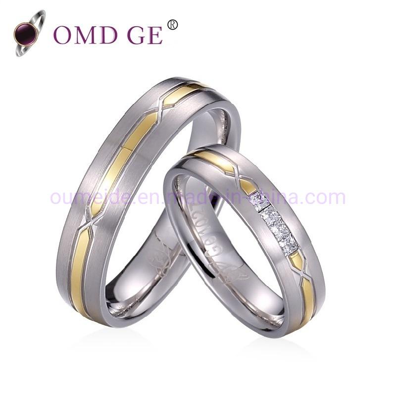 efdedd976 China Fashion Titanium Mens Promise Finger Rings Titanium Wedding Band Ring  for Sale - China Finger Rings, Titanium Finger Rings